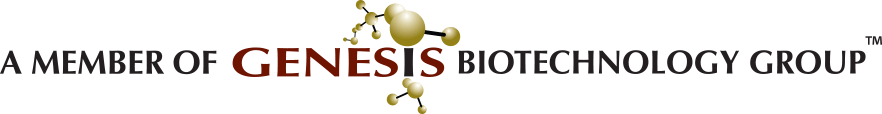 A Member of the Genesis Biotechnology Group